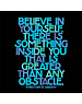 Quoteable Card & envelope - Believe in yourself