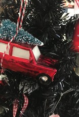 Rex Toadstool Christmas decoration