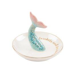 sass & belle Mermaid Tail Trinket Dish