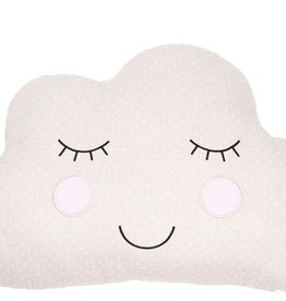 sass & belle Cloud Cushion - Cream