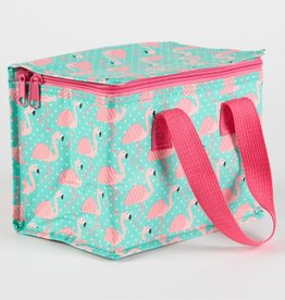 sass & belle Flamingo Lunch Bag