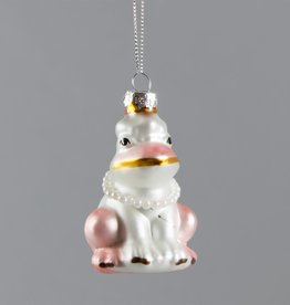 sass & belle Fairy Frog Christmas Bauble