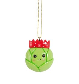 sass & belle Sprout With Cracker Crown Bauble