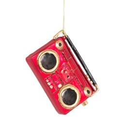 sass & belle Boombox Bauble