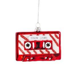 sass & belle Retro Cassette Bauble