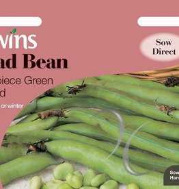 Unwins Masterpiece Green Broad bean