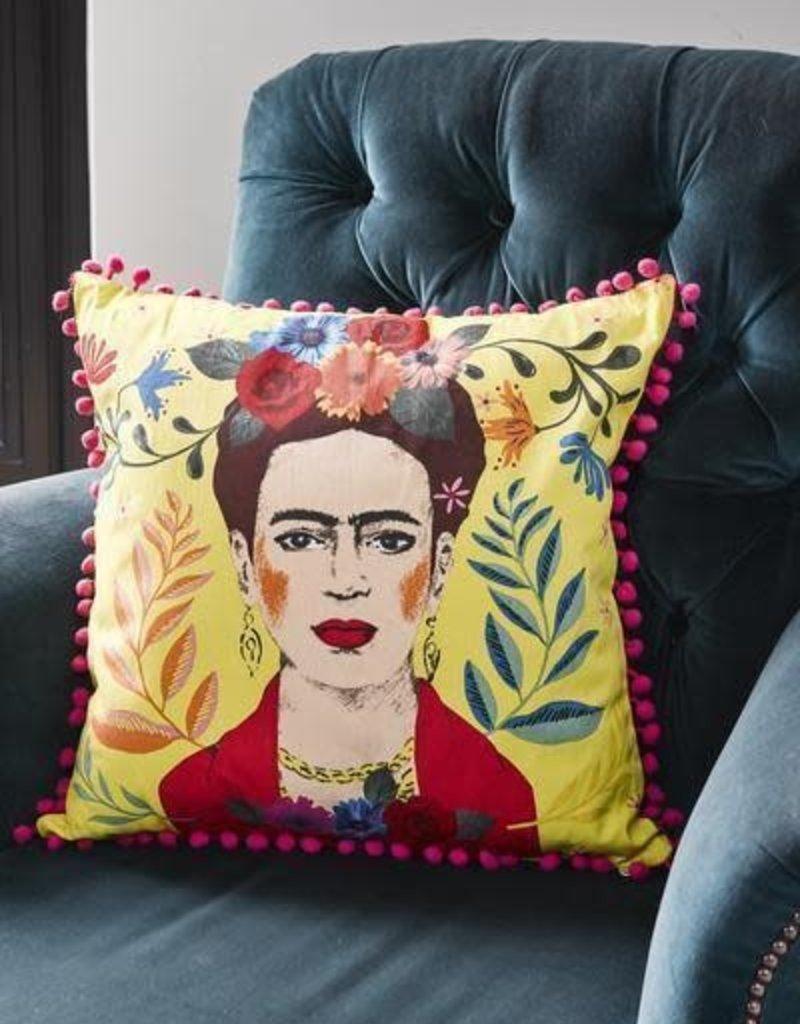 Frida Kahlo Cushion