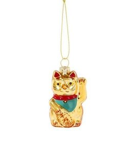 Lucky Cat Bauble