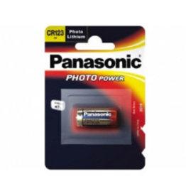 Panasonic Lithium Camera Battery CR123