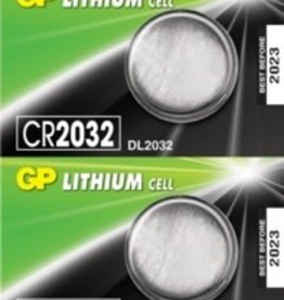 GP Lithium Coin Cell C1 CR2032 5 Pack