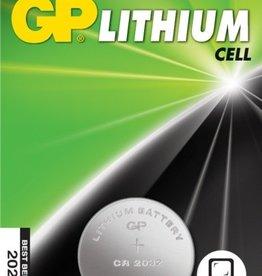 GP Lithium Coin Cell C1 CR2032