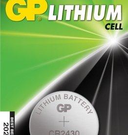 GP Lithium Coin Cell C1 CR2430