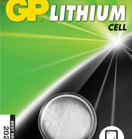 GP Lithium Coin Cell C1 CR2025