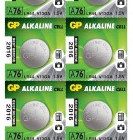 GP Alkaline C10 LR44 A76