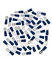 SupaLec SupaLec Insulating Connectors - Male 15 Amp - Blue