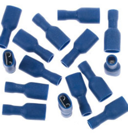 Dencon Insulating Connectors - Full 15 Amp - Blue