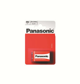 Panasonic Battery Zinc Carbon 9V