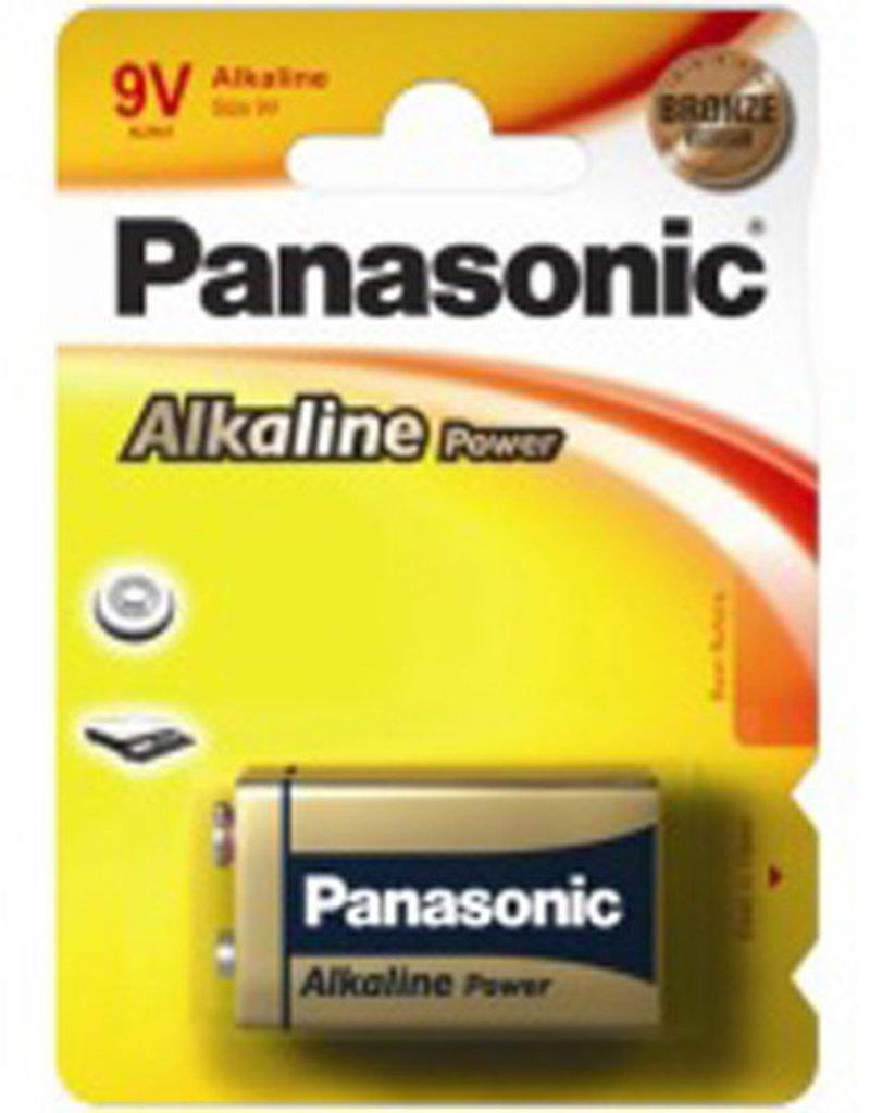 Panasonic Battery Alkaline Power 9V
