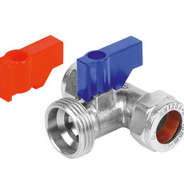 SupaPlumb Tee Washing Machine Valve