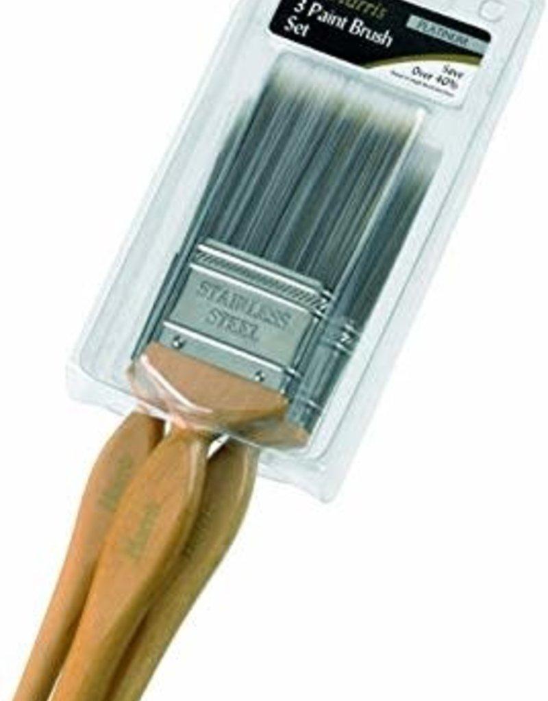 Harris Harris Platinum Brush 3 Pack