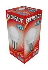 Eveready LED Golf Bulb Daylight SBC 40w