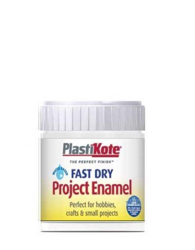 Plasti-Kote PlastiKote Fast Dry Enamel 59ml