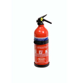 Ring ABC Dry Powered Fire Extinguisher 1kg
