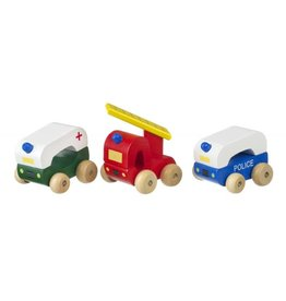 Orange Tree Emergency Vehicles First Toys