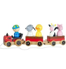 Orange Tree Farm Train