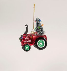 sass & belle Tractor Bauble