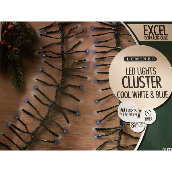 Lumineo Cluster Lights - LED indoor/outdoor - multi-function