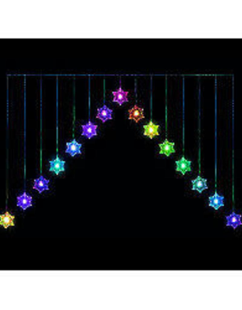 Snowtime Snowflake LED Light Curtain