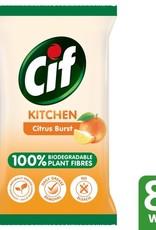 Cif Cif Kitchen Wipes - Bio