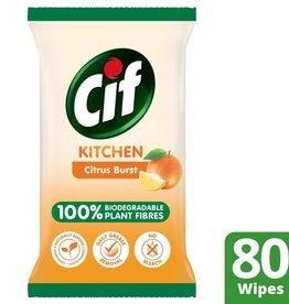 Cif Bio Kitchen Wipes