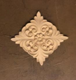 WoodUBend No. 1055 Square 9.5cm x 9.5cm