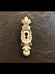 WoodUBend No. 991 key hole 6.9cm x 6.6cm