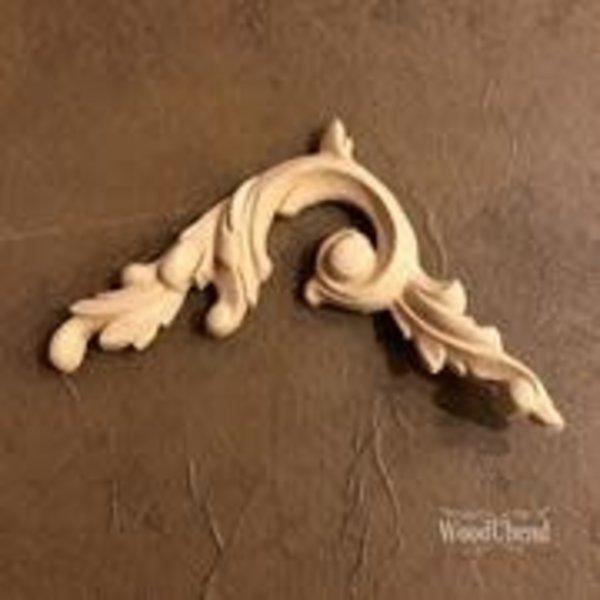 WoodUBend No. 1319 Scroll Corner 11 x 11.2cm