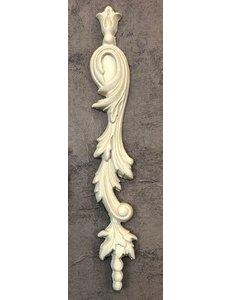 WoodUBend No. 1304b Crowned scrolls 23.5 x3.5cm