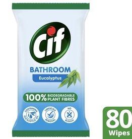 Cif Bio Bathroom Wipes