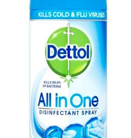 Dettol Disinfectant All In One Spray