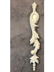 WoodUBend No. 1304a Crowned scrolls 23.5 x3.5cm