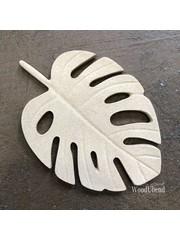 WoodUBend No. 2186 leaf 7 cm x 5cm