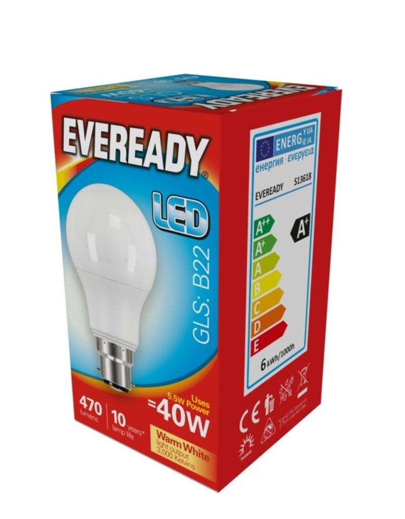 Eveready Eveready LED Bulb
