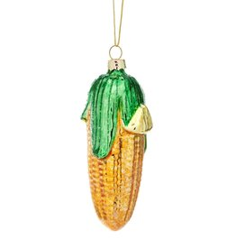 sass & belle Sweetcorn Bauble