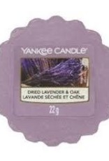 Yankee Dried Lavender Oak Wax Melt
