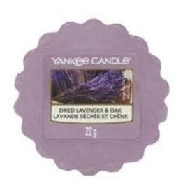 Yankee Dried Lavender & Oak Wax Melt