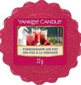 Yankee Pomegranate Gin Fizz Wax Melt