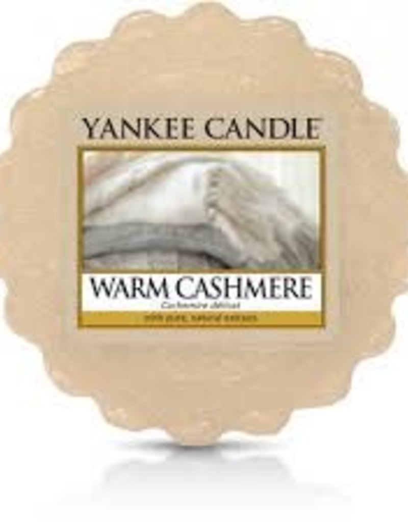 Yankee Warm Cashmere Wax Melt