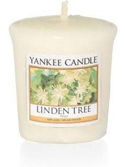 Yankee Linden Tree Votive Candle