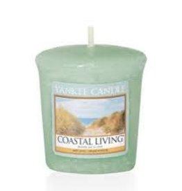 Yankee Coastal Living Votive Candle